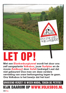 Flyer: Let op!